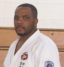 Tim Amey, Jr. Sensei of EKKC